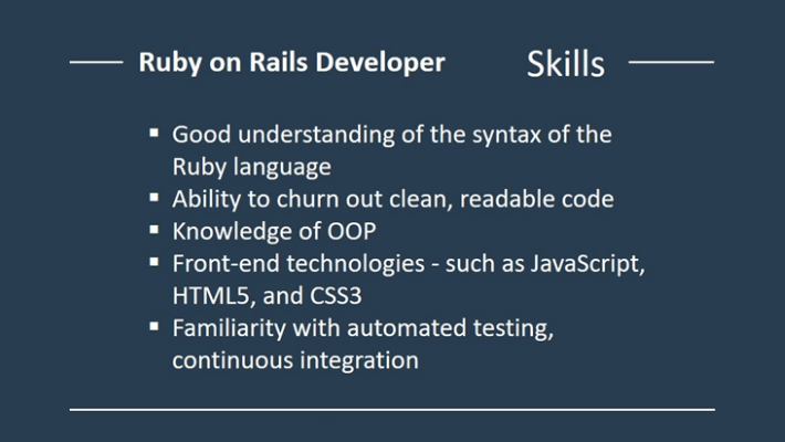 Ruby-on-Rails-developers