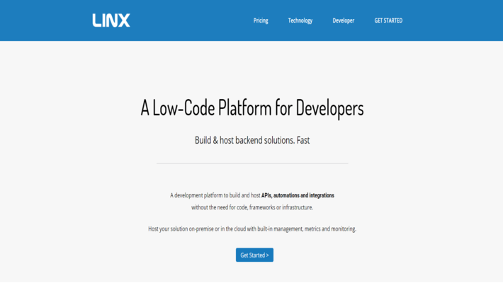 Entry-Level-Software-Development-Tools-linx