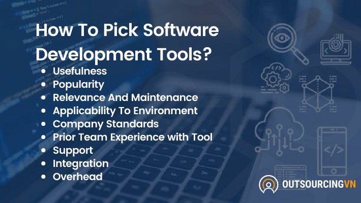 How-To-Pick-Software-Development-Tools